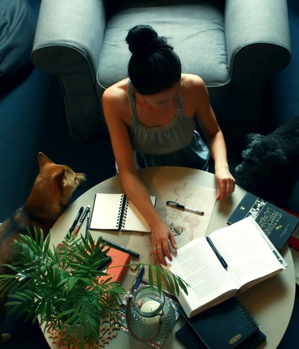 pets-young-adult-animals-working-young-woman-girl-school-beautiful-home-study-student-indoor-plant_t20_4JeeAy